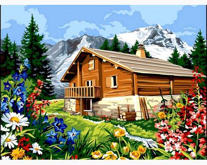 купить домик в альпах