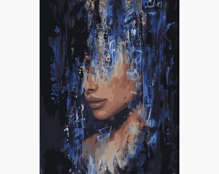 KHO4591 Картина раскраска Интрига творца (Без коробки) Идейка