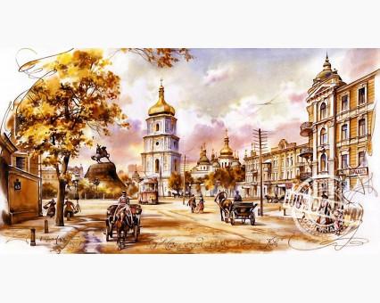 VP048new картина по номерам София Киевская DIY Babylon фото набора