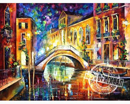 VP065 Картина по номерам Ночь в Венеции Babylon