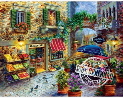 VP301new картина по номерам Летнее кафе DIY Babylon