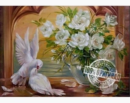 VP307 картина по номерам Посланники любви DIY Babylon фото набора