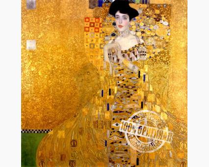 VP308 картина по номерам Золотая Адель DIY Babylon фото набора