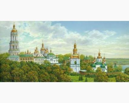 VP489 картина по номерам Осенняя симфония DIY Babylon фото набора