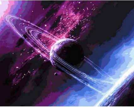 MR-Q792 Картина раскраска Сквозь вселенную Mariposa