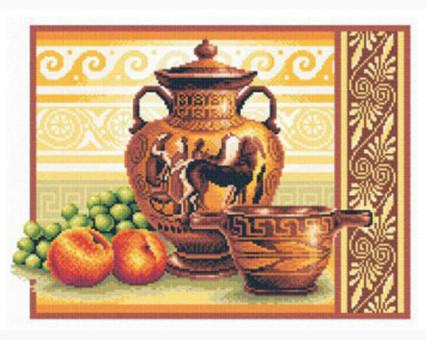 ide_J014 набор для вышивания Вышивка крестиком Идейка Натюрморт (J014) Идейка