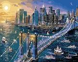 Картина по номерах Нью- Йорк
