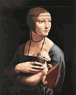 Картины по номерам Леонардо да Винчи