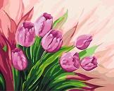 Картина Идейка Тюльпаны - фото
