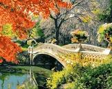 Картина по номерам осень - фото