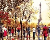 Картина Осень Ричард МакНейл - фото