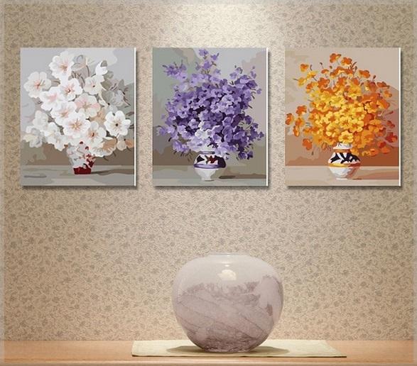 Модульні картини квіти