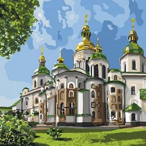 картина идейка София Киевская