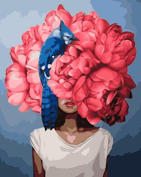 Mariposa картина по номерам Эми Джадд
