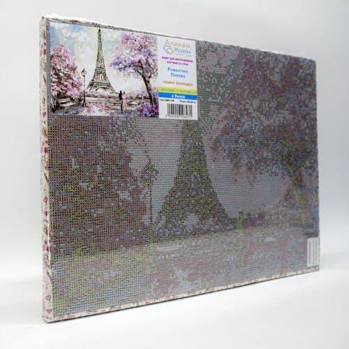 алмазная мозаика по фото на подрамнике