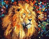 MR-Q051 Великолепный лев